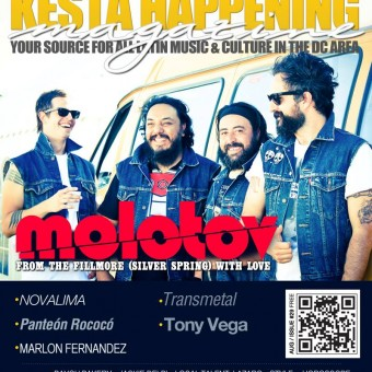 Kesta Happening Magazine August 2013