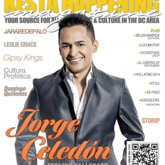 Kesta Happening Magazine January 2014