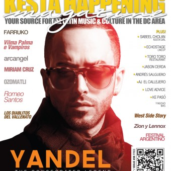 Kesta Happening Magazine May 2014