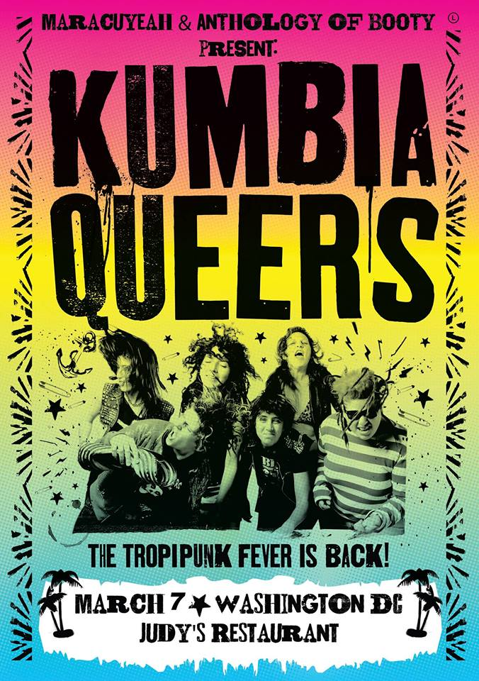 Kumbia Queers in DC