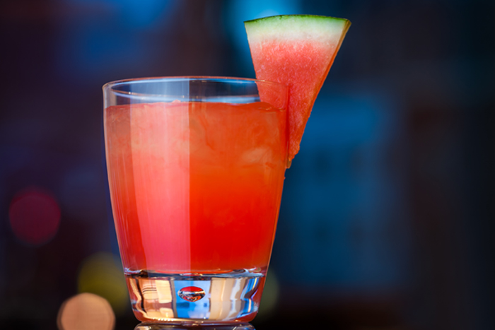 Watermelon Soju Margarita